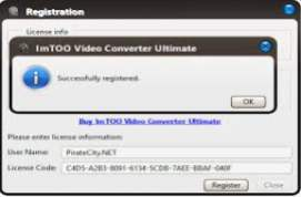 ImTOO Video Converter Ultimate v7